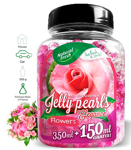 Jelly Pearls Elegance Flowers 500ml