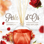 Pearl d'Or reed diffuser
