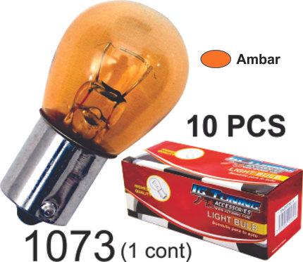 Sing.Cont Ambar Glass Bulb (10Pcs Sets)