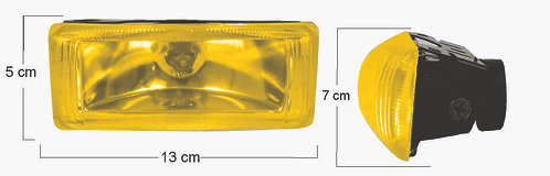 Fog Light Yellow 0201 2 pcs
