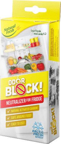 Odor Block Carbon Box Fridge
