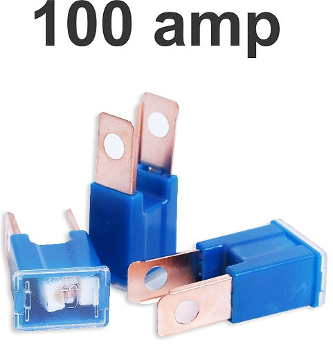 PAL Fuse 100 Amp Male 20 pcs