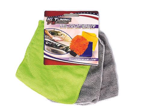 Microfiber Cloth 3 Pieces