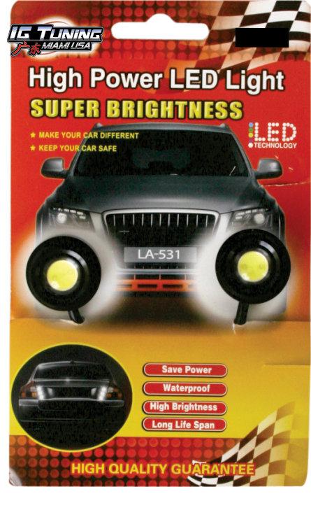 High Power LED Light 2 pcs
