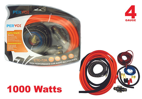 Amplifier Wiring Kit 100 Watts