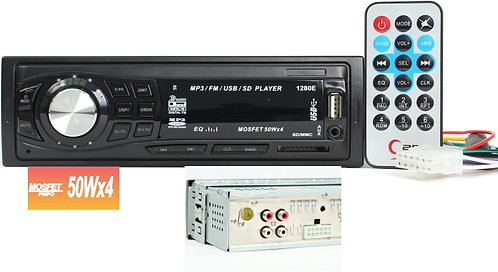 Car Radio Stereo Player AUX-IN MP3 FM USB