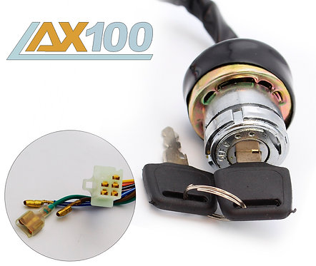 Ignition Switch AX100