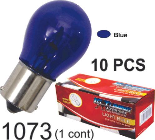 Sing.Cont Blue Glass Bulb (10Pcs Sets)