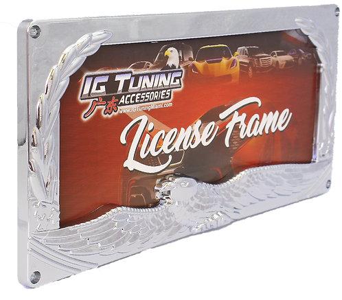 License frame Eagle