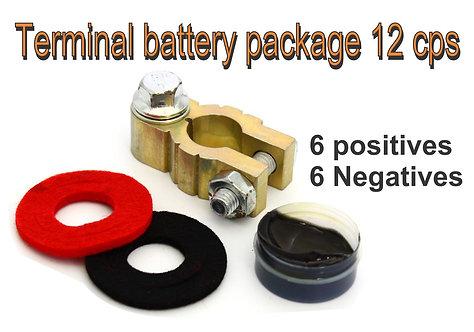 Terminal Battery Case 154 Gr 12 pcs