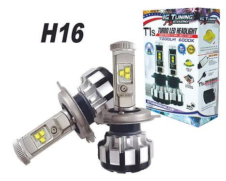 Headlight LED T1S H16