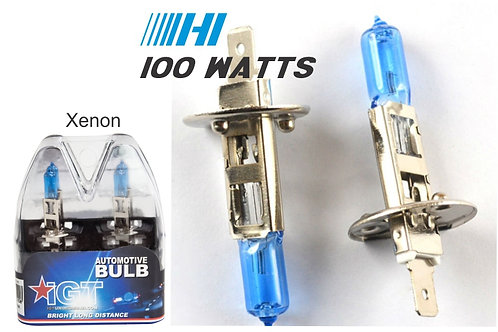 21 Xenon Super White H1 100W
