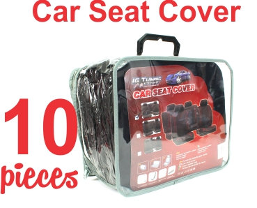 Seat Cover Kit Special Black Gray