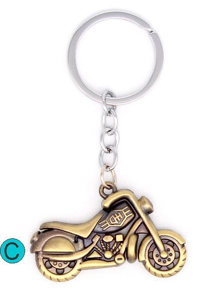 Moto HD Key Chain