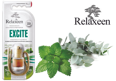 Relaxeen Mini Bottle Excite 5 ml