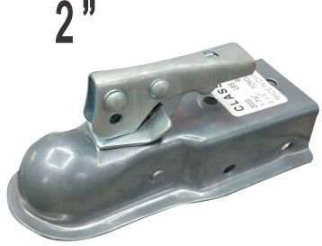 Trailer Hitch Coupler 2 Inch