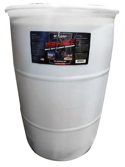 Degreaser Heavy Duty Red Force 55 Gallon