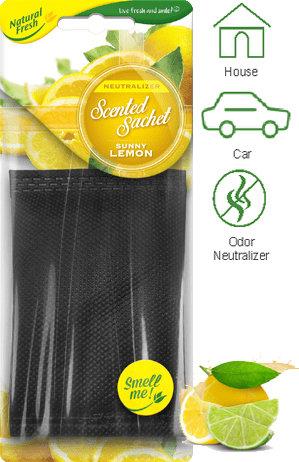 Sachet Flow Sunny Lemon 10g
