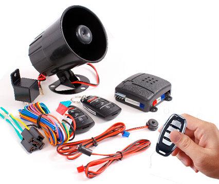 Car Alarm System 102C
