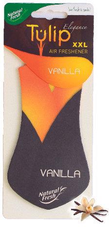 Tulip Elegance Vanilla and Lemon