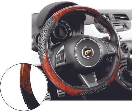 Economic Steering Wheel Cover Wood