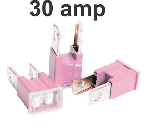 PAL Fuse 30 Amp Male 20 pcs