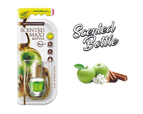 Scented Maxi Bottle Apple&Cinnamon 8ml (New Blister)