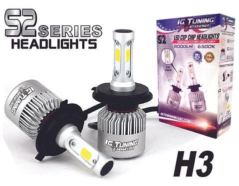 HeadLight LED S2 H3