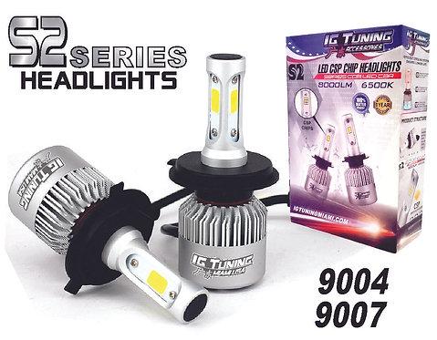 HeadLight LED S2 9004-7