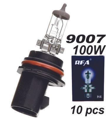 Bulb 9007 60/55W 10 Pcs