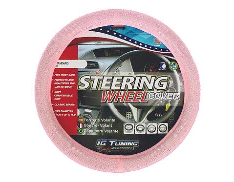Steering Wheel Cover Bling Bling Rose