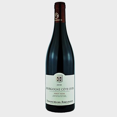 "Bourgogne ""Côte d'Or Pinot Noir"" 2018"