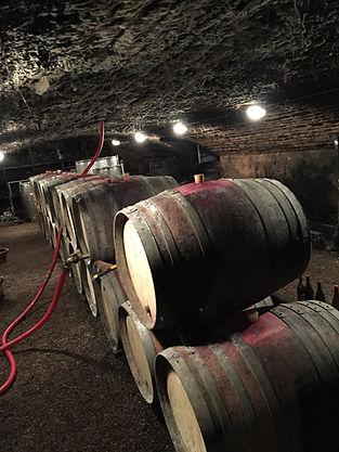 Caveau à Pommard Vins Premier Cru Beaune Pommard Bourgogne Domaine Rebourgeon