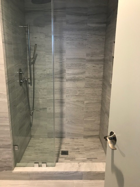 New Shower!