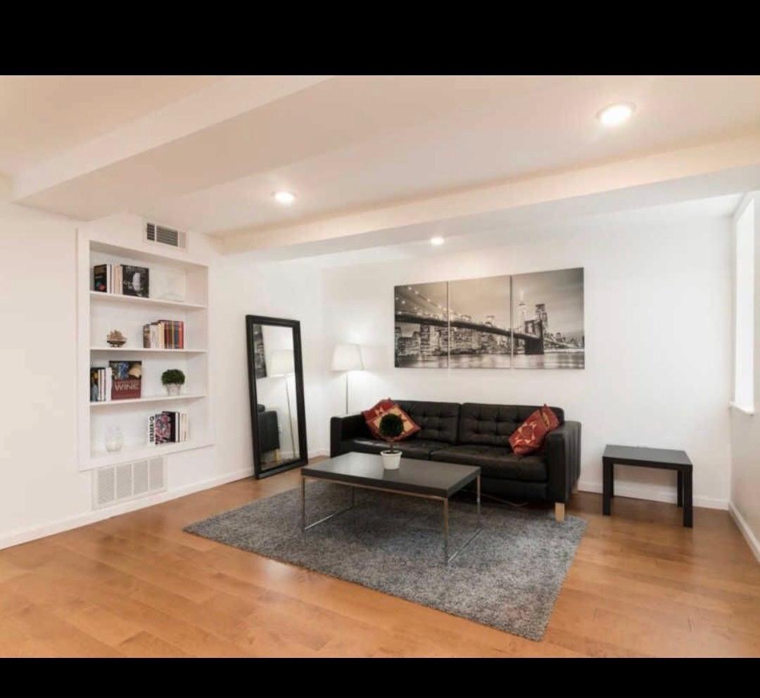 New Floors & Full Paint