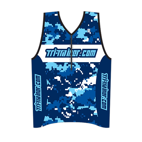 Tri Trainer Mens Sprint Tri Top