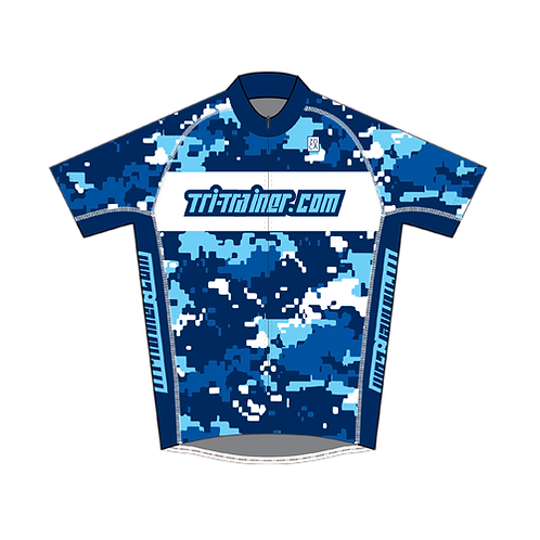 Tri Trainer Mens Pro Race Jersey