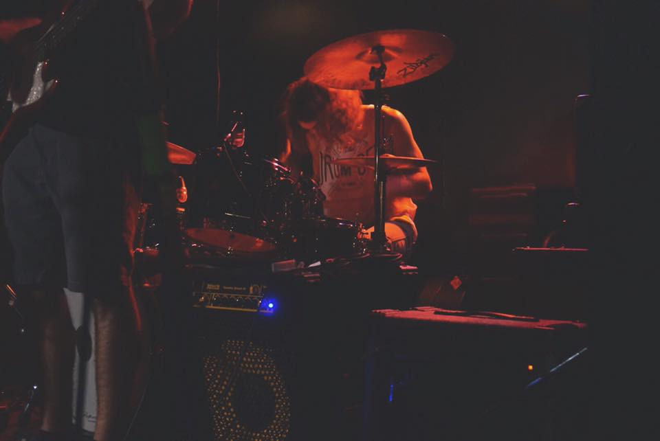 The Merks live at The Webster Underground