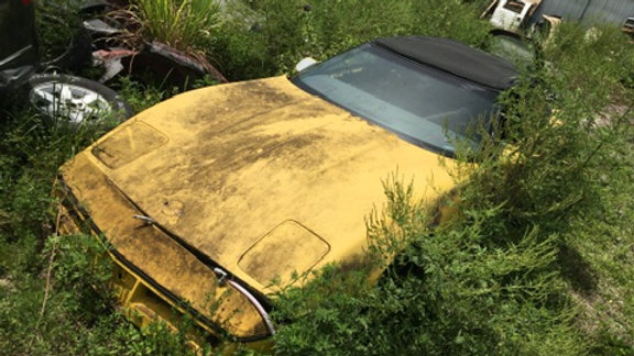 1968-74 Corvette bodies and parts