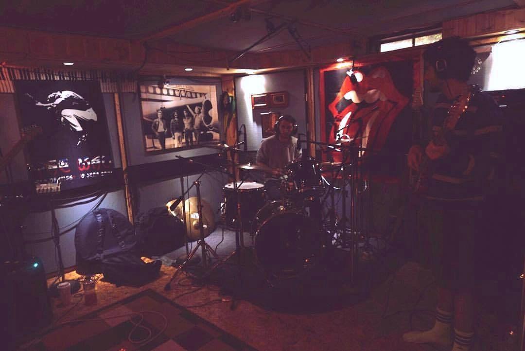 The Merks Live at Bonehead Studios, 2018