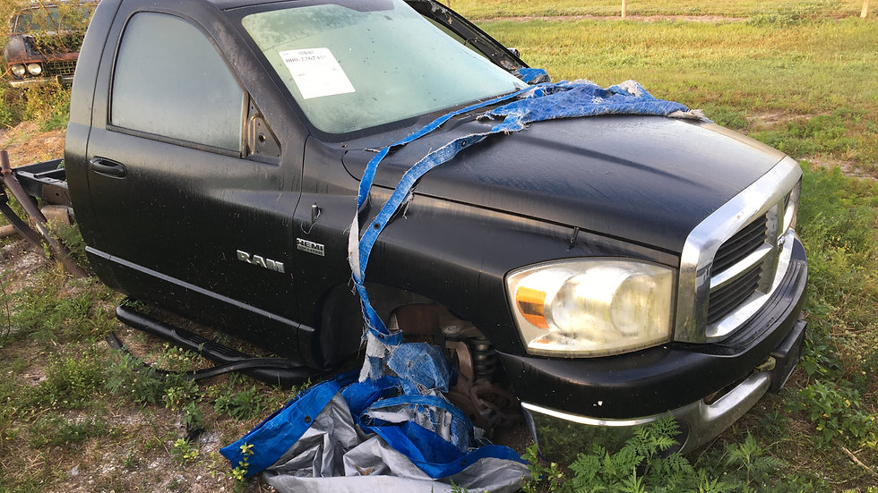 2009 Dodge Ram parting out
