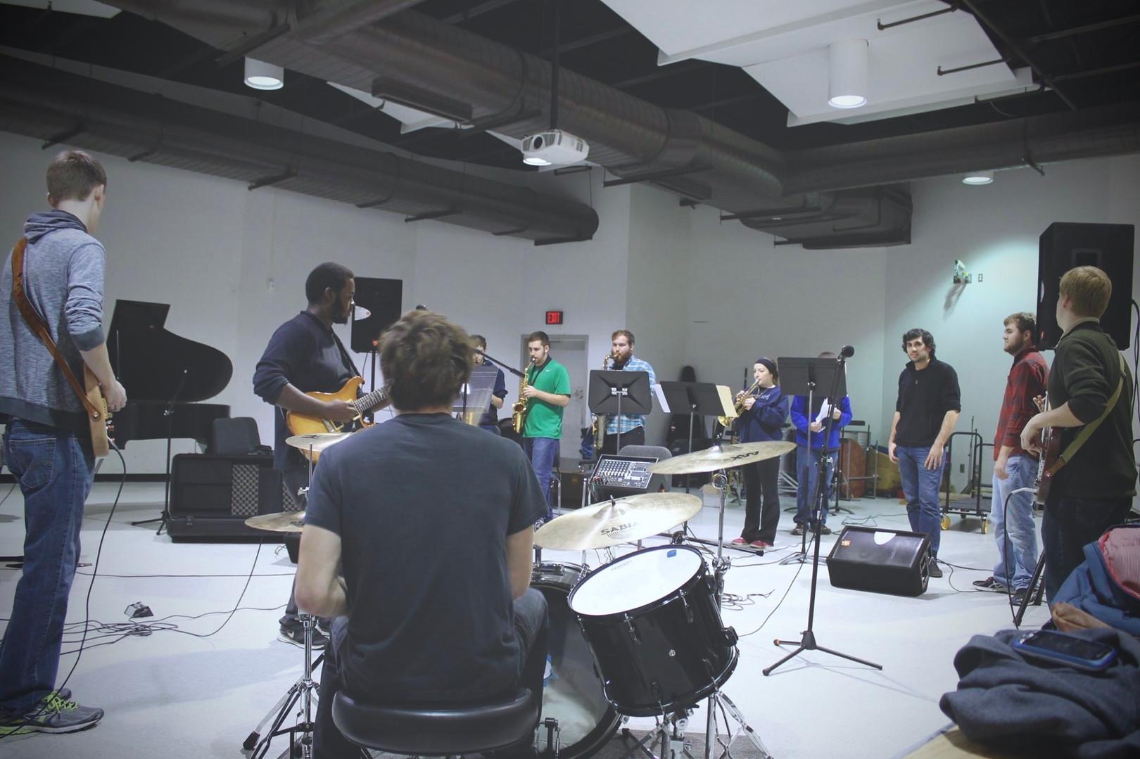 Uconn Rock Ensemble, 2018