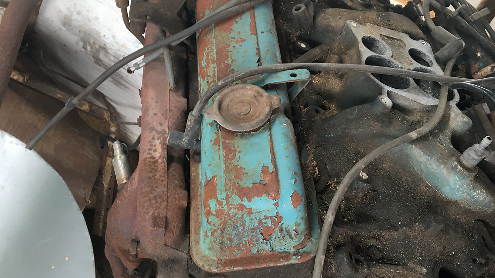 1981 Chevrolet 305 cid engine 130,000 miles
