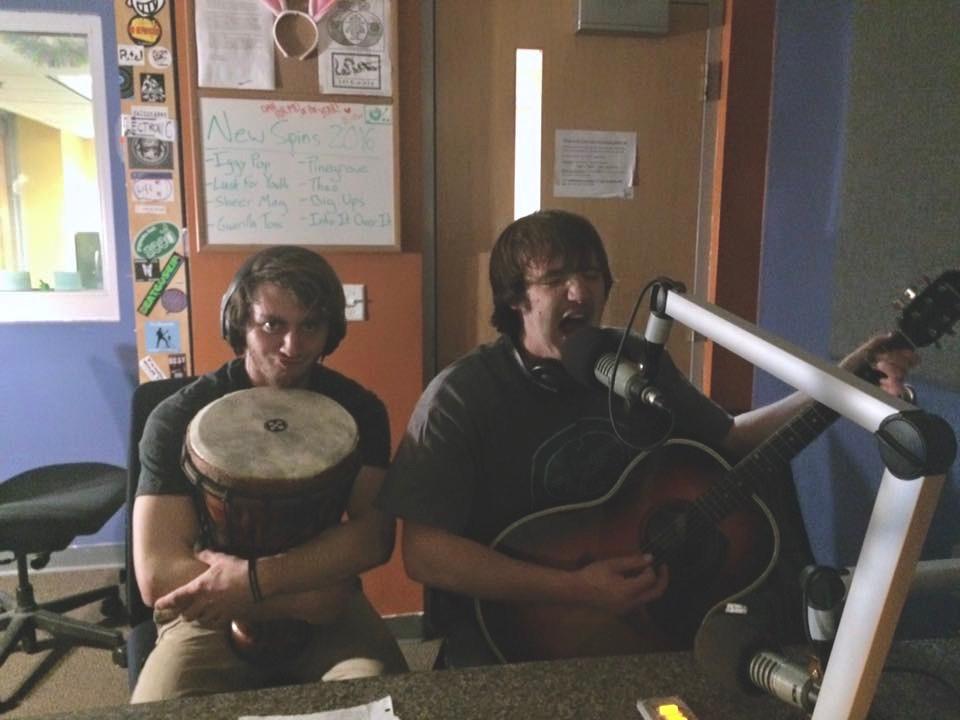 The Alternates Duo Live at WECS, 2016