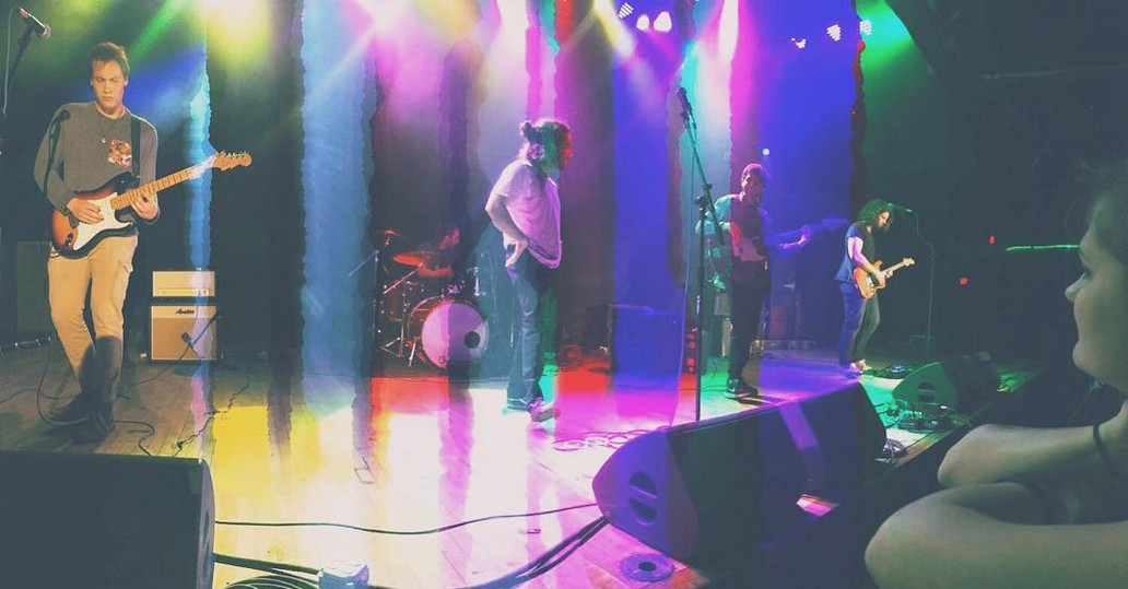 The Merks live at Toadsplace, 2018