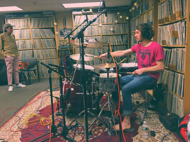 The Merks Live In-Studio WHUS UConn, 2018