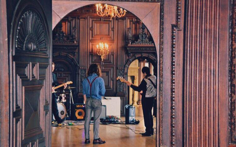 The Merks live at Branford House, Avery Point