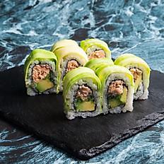 סלמון אפוי - Baked Salmon