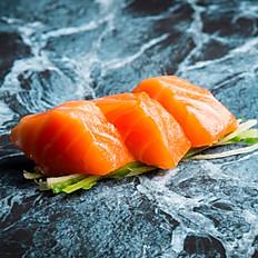סשימי סלמון - Sashimi Salmon