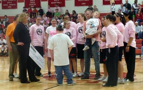 Senior High Donations 2009